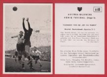 West Germany v Spain 1952 Morlock Nuremburg Eizaguifre Real Sociedad D46